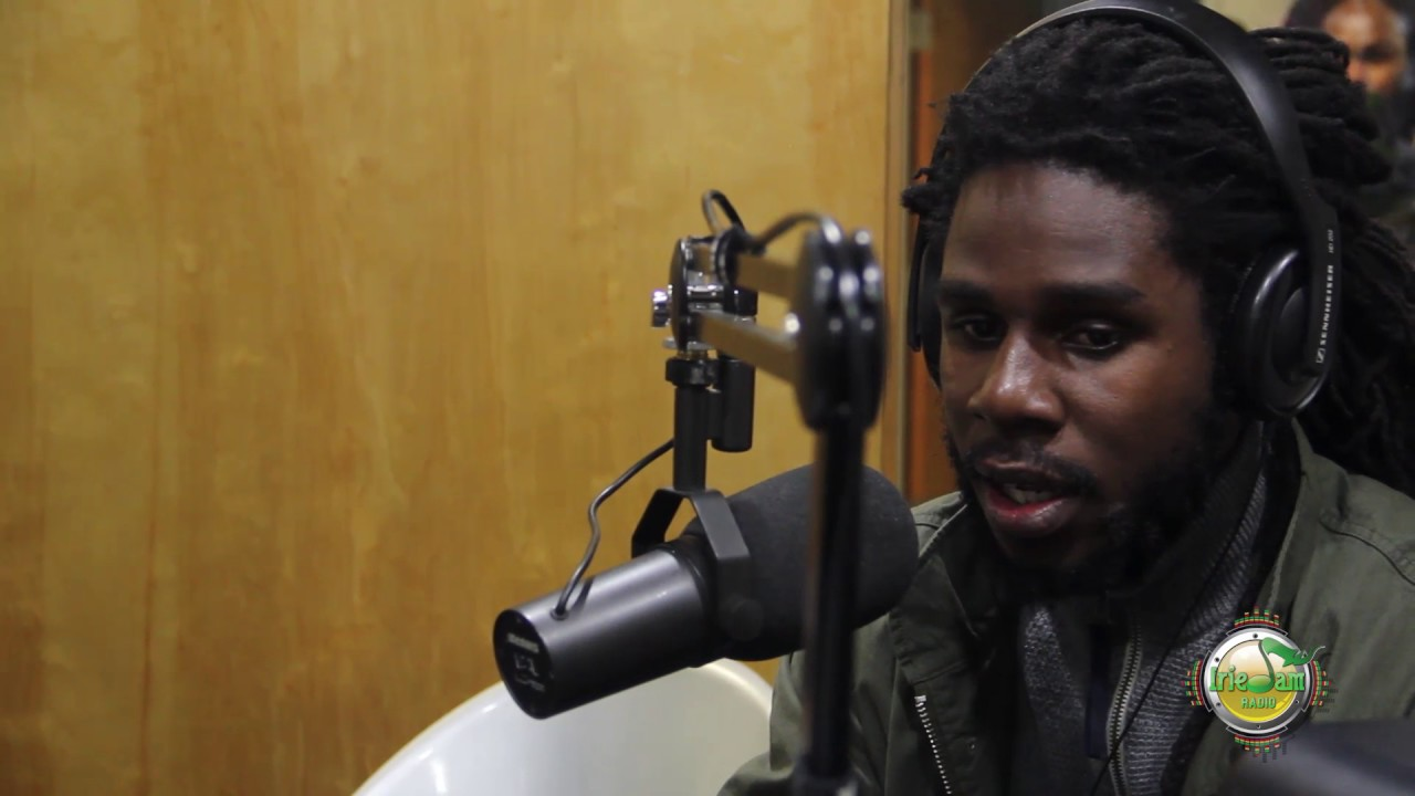 CHRONIXX interview with IrieJam Radio