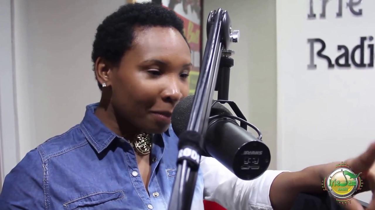D'ANGEL interview with IrieJam Radio